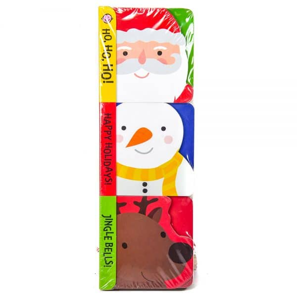 Christmas Chunky 3 Board Book Set