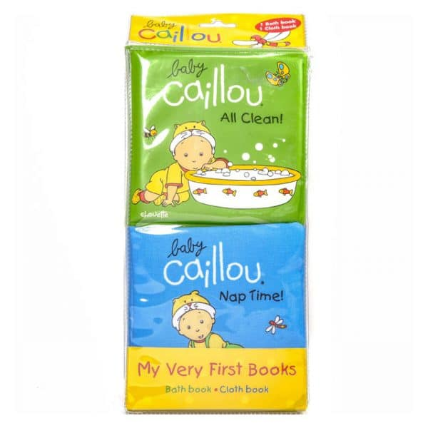 Caillou My Very First Books 2pc Set