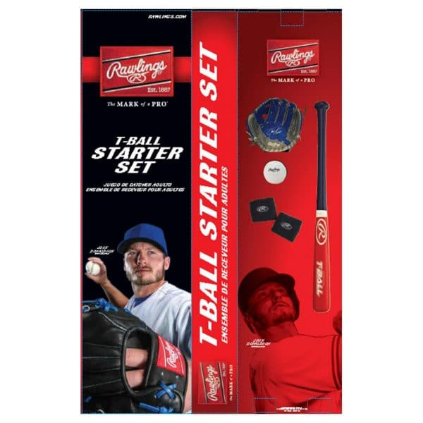 Rawlings T-Ball Starter Kit