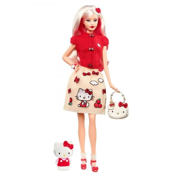 Hello Kitty Barbie Doll