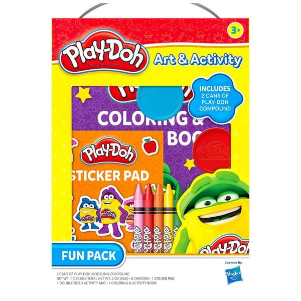 Play-Doh Fun Pack with Handle