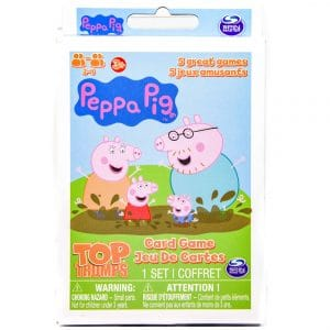 Top Trumps Peppa Pig Card Game
