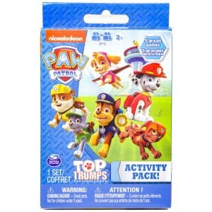 Top Trumps Paw Patrol Card Game