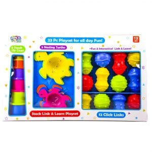 Stack Link & Learn Playset 23 Pc