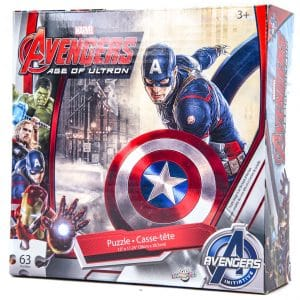 Marvel Avengers Age of Ultron 63 Piece Puzzle