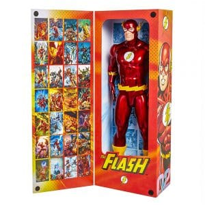 "DC Comics The Flash 19"" Big Action Figure"