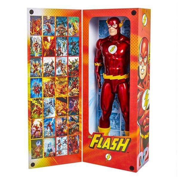 "DC Comics The Flash 19"" Big Action Figure"