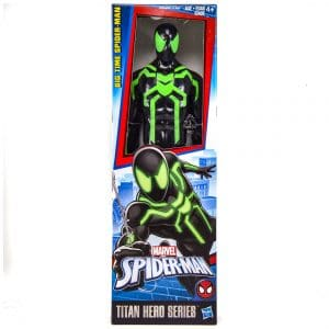 Marvel Spider-Man Titan Hero Series Big Time Spider-man Figure