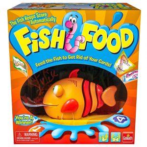 Goliath Fish Food Game