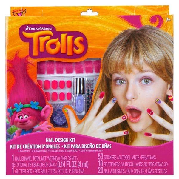 DreamWorks Trolls Nail Design Kit
