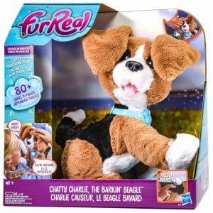 Furreal Friends Furreal Chatty Charlie The Barkin Beagle