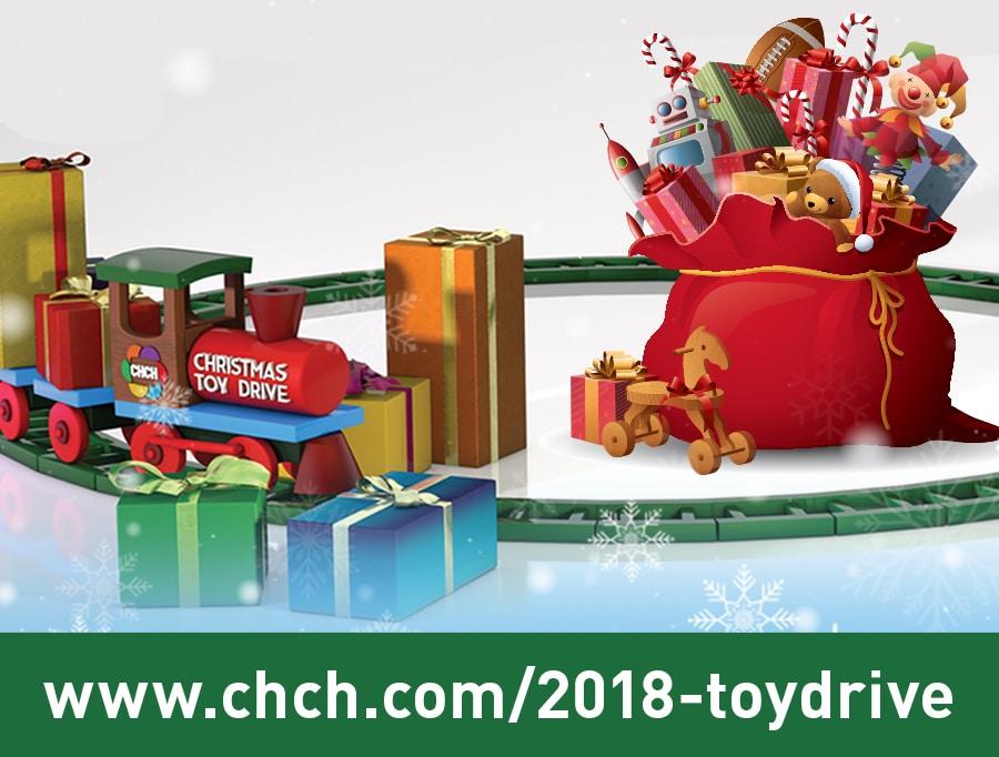 CHCH ToyDrive