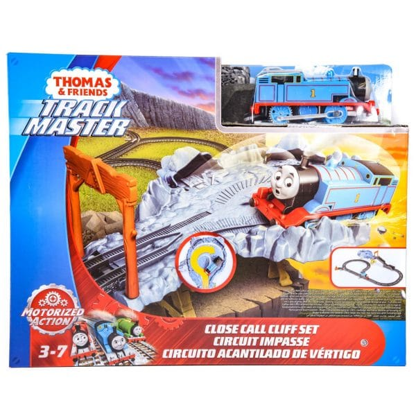Thomas & Friends Track Master Close Call Cliff Set