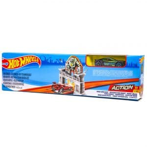 Hot Wheels Robo Wrecker Small Track Set