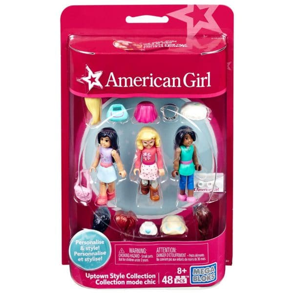 Mega Bloks American Girl Uptown Style Collection