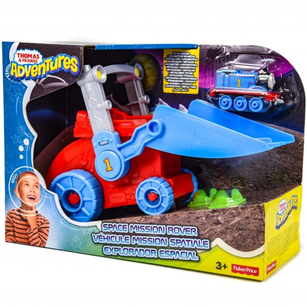 Thomas & Friends Adventures Space Mission Rover
