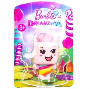 Barbie Dreamtopia Sweetville Marshmallow Figure Doll