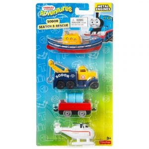 Thomas & Friends Adventures Sodor Search & Rescue Multi-Pack