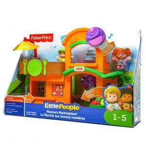 Fisher-Price Little People - Manners Marketplace