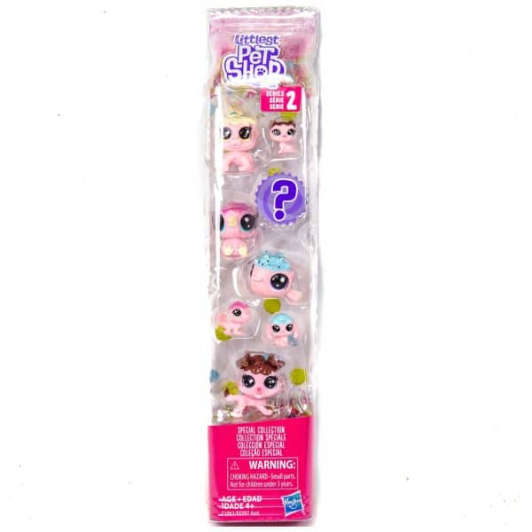 Littlest Pet Shop Friends Pack Strawberry