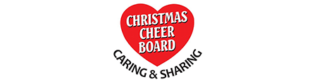 christmas cheer board Toy Drive