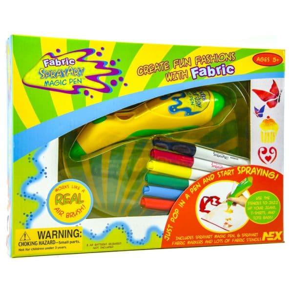 Fabric Air Brush Magic Pen