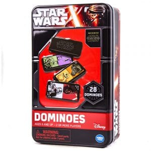 Star Wars Dominoes The Force Awakens Board Game