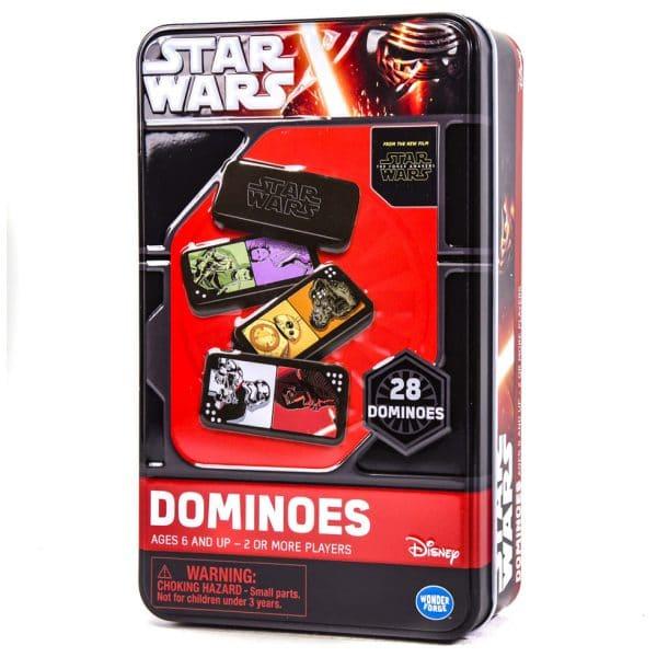 Star Wars Dominoes The Force Awakens Board Game