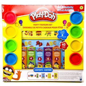 Play-Doh Party Favors Set