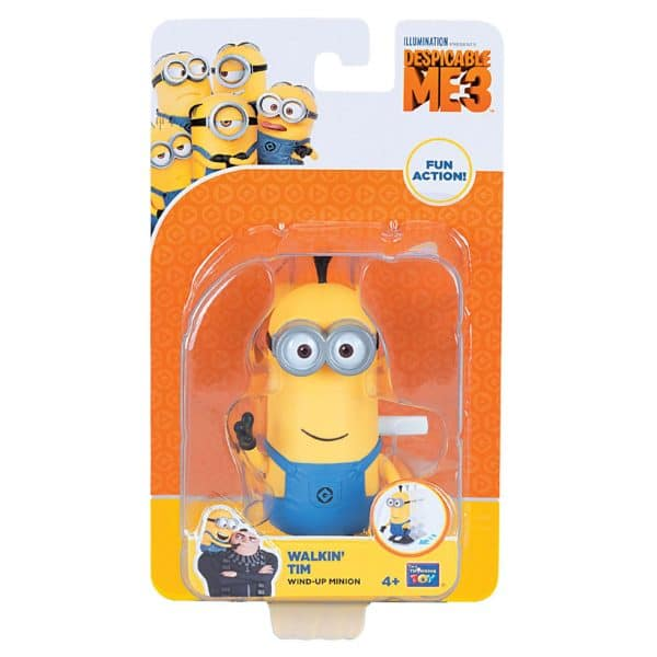 Despicable Me 3 Wind-Up Action Walkin' Tim