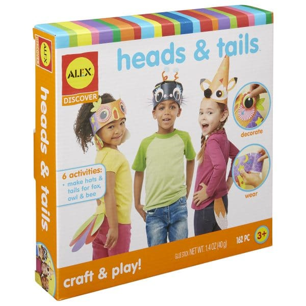 Heads & Tails - Craft and Play