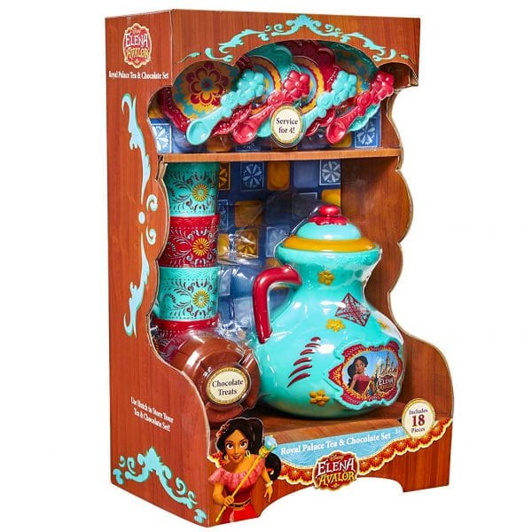 Elena Avalor - Royal Palace Tea and Chocolate Set