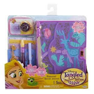 Disney Tangled - Rapunzel Secret Journal