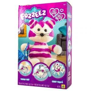 Fuzzeez Plush Tabby Cat