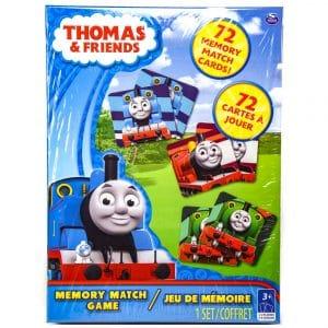 Thomas & Friends 72-pc Memory Match Game