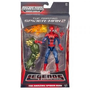 Marvel Spider-Man 2 Legends Infinite Series Figure The Amazing Spider-man