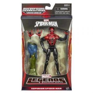 Marvel Spider-Man 2 Legends Infinite Series Figure Superior Spider-Man