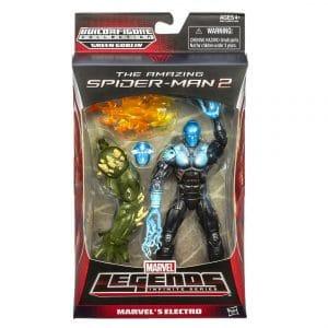 Marvel Spider-Man 2 Legends Infinite Series Figure Marvel's Electro