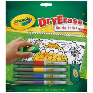 Crayola Dry Erase On-the-Go Set