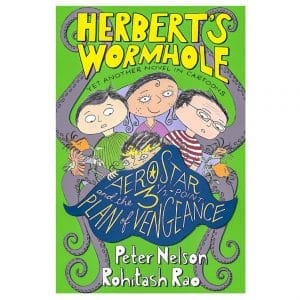 Herbert's Wormhole AeroStar and the 3 1/2 Point Plan of Vengeance
