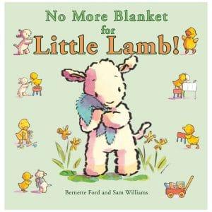No More Blanket for Little Lamb!