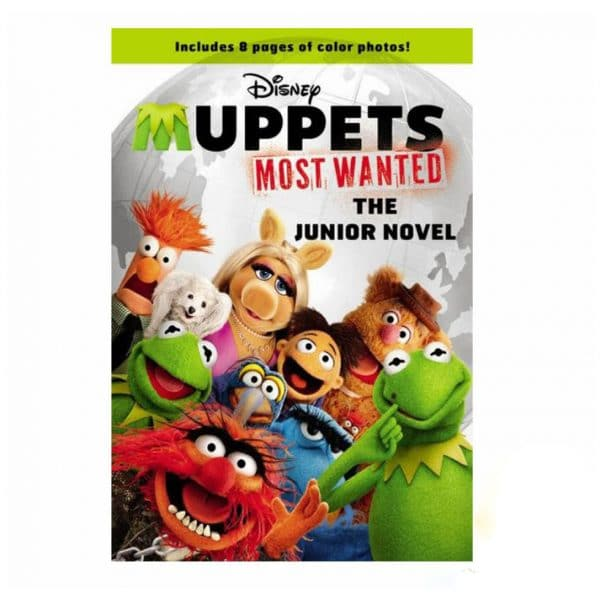Muppets Most Wanted The Junior Novel