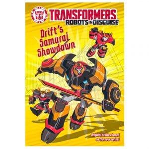 Transformers Robots in Disguise Drift's Samurai Showdown