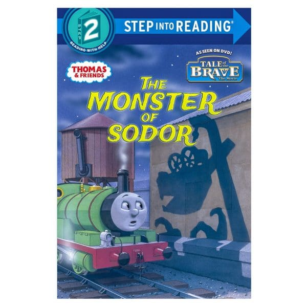 Thomas & Friends The Monster of Sodor