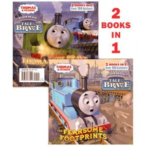 Thomas & Friends The Fearsome Footprints