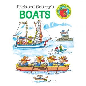 Richard Scarry s Boats