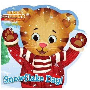 Daniel Tiger's Neighborhood Snowflake Day!