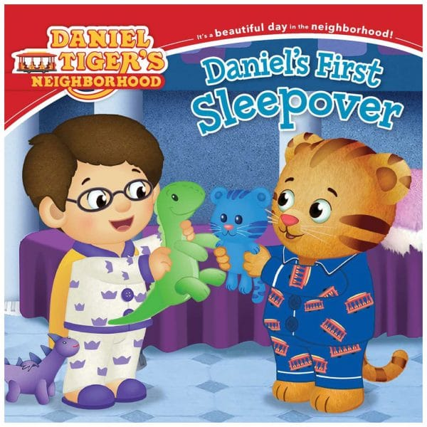 Daniel Tiger's Neighborhood Daniel's First Sleepover