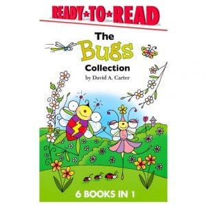 The Bugs Ready to Read Collection 6 Books in 1
