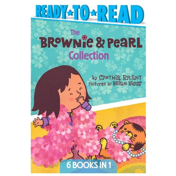 The Brownie & Pearl Ready To Read Collection 6 Books in 1